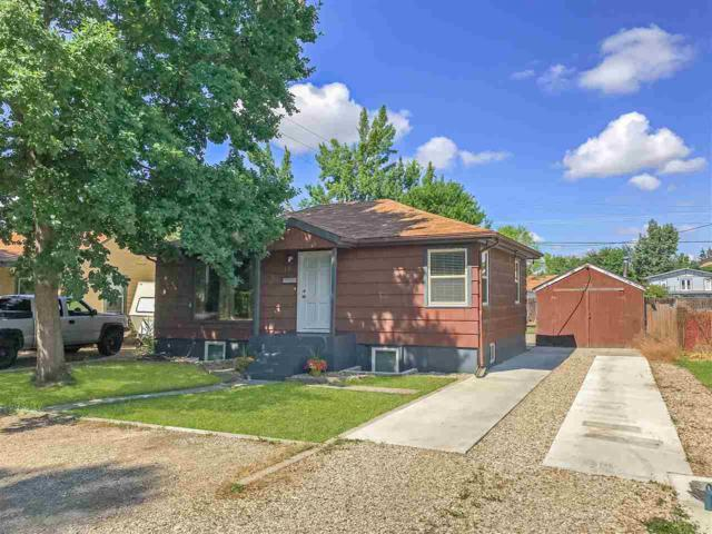 1725 S Pacific St, Boise, ID 83705 (MLS #98697022) :: Jon Gosche Real Estate, LLC