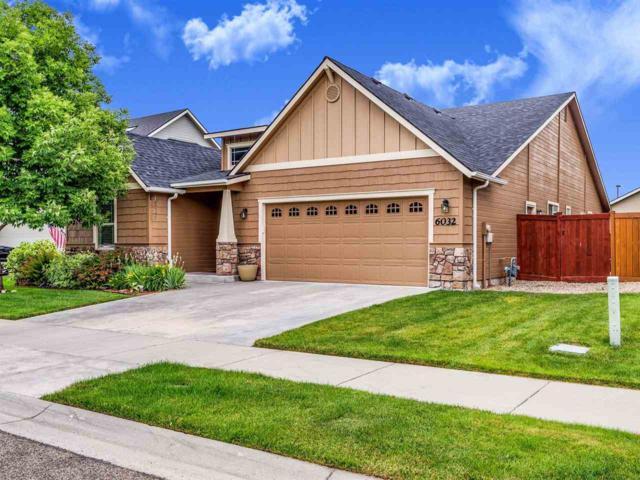 6032 S Fireglow Ave, Boise, ID 83709 (MLS #98697112) :: Jon Gosche Real Estate, LLC