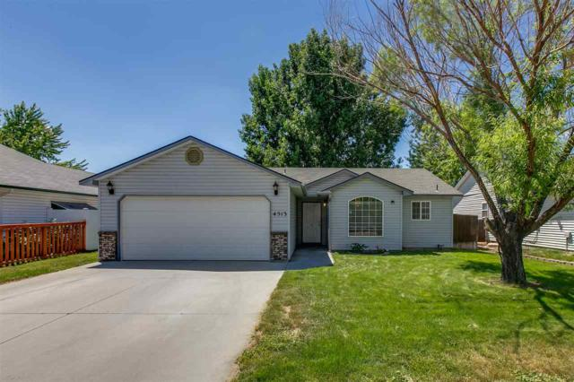 4513 S Chariot Way, Boise, ID 83709 (MLS #98697149) :: Zuber Group