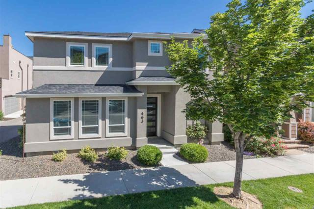 463 E Thurman Mill, Garden City, ID 83714 (MLS #98697153) :: Givens Group Real Estate