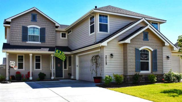 2715 W Tenuta St, Meridian, ID 83646 (MLS #98697252) :: Givens Group Real Estate