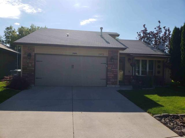 2473 S Sea Pines Place, Boise, ID 83705 (MLS #98697267) :: Zuber Group