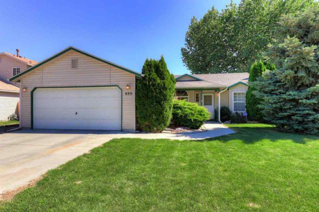 889 Valley Street, Middleton, ID 83644 (MLS #98697279) :: Michael Ryan Real Estate