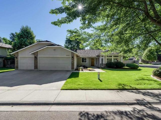 2582 S Harmony Ave, Boise, ID 83706 (MLS #98697313) :: Jon Gosche Real Estate, LLC