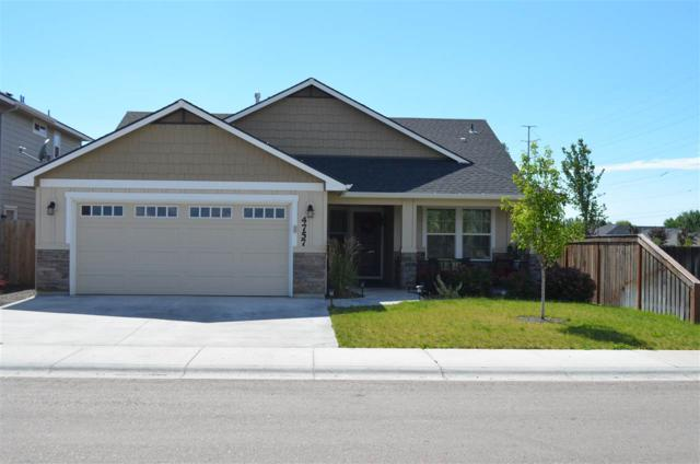 4757 N Park Crossing Ave, Meridian, ID 83646 (MLS #98697333) :: Jackie Rudolph Real Estate