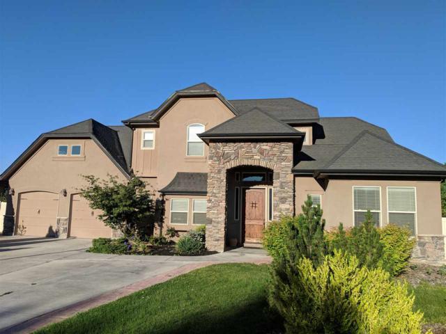 657 N Senita Way, Eagle, ID 83616 (MLS #98697349) :: Jon Gosche Real Estate, LLC