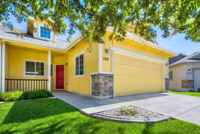 100 E Sedgewick Dr, Meridian, ID 83646 (MLS #98697421) :: Michael Ryan Real Estate