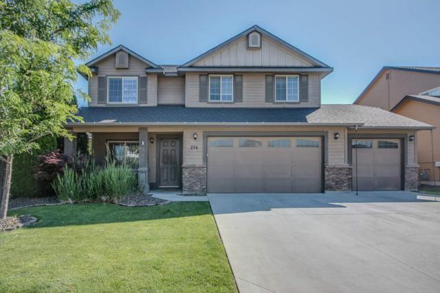 274 E Producer Dr., Meridian, ID 83646 (MLS #98697453) :: Zuber Group