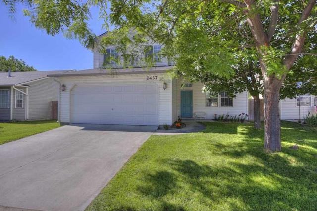 2437 E Nutmeg, Nampa, ID 83687 (MLS #98697464) :: Michael Ryan Real Estate
