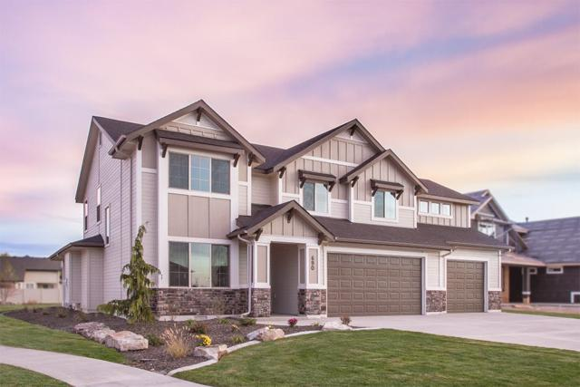 3783 S Cannon Way, Meridian, ID 83642 (MLS #98697478) :: Build Idaho