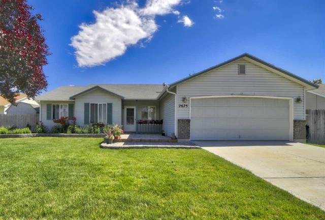 2675 W Wave Court, Meridian, ID 83642 (MLS #98697509) :: Boise River Realty