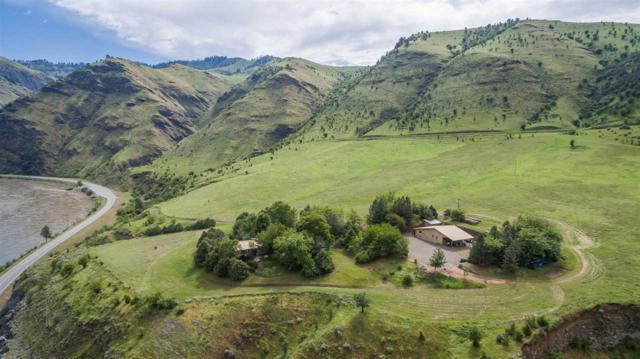 12153 Highway 95 S, Lucile, ID 83542 (MLS #98697515) :: Zuber Group