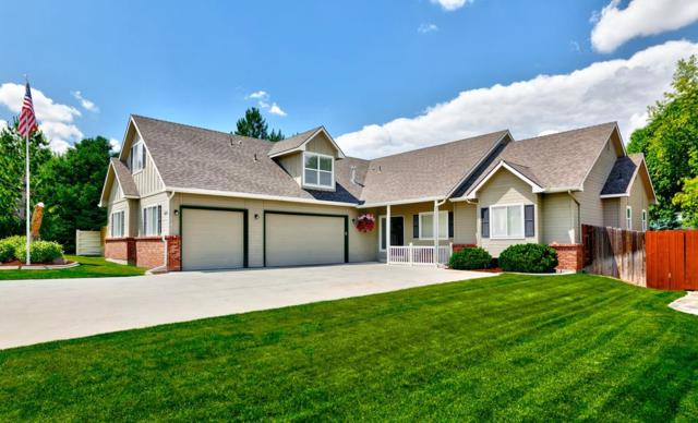 1636 E Lake Creek Dr, Meridian, ID 83642 (MLS #98697550) :: Zuber Group