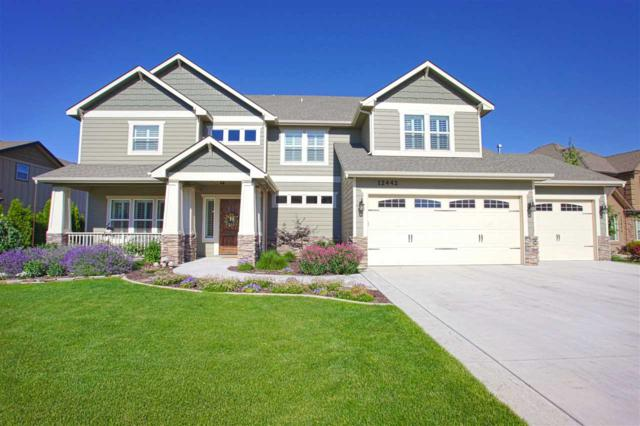 12442 S Carriage Hill Way, Nampa, ID 83686 (MLS #98697568) :: Zuber Group