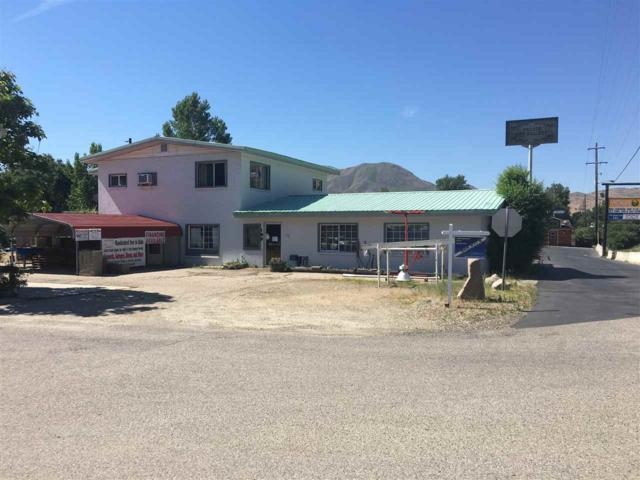 103 Madison Ave., Horseshoe Bend, ID 83629 (MLS #98697627) :: Boise River Realty