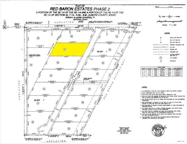 TBD Bonanza Road, Mountain Home, ID 83647 (MLS #98697960) :: Build Idaho