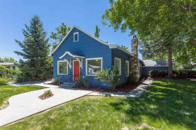 1703 S 6th St., Nampa, ID 83651 (MLS #98698078) :: Zuber Group