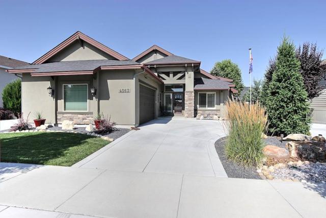 4563 N Camas Creek Way, Meridian, ID 83646 (MLS #98698207) :: Jon Gosche Real Estate, LLC