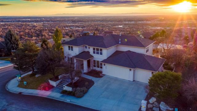 3813 W Quail Heights, Boise, ID 83703 (MLS #98698403) :: Jon Gosche Real Estate, LLC