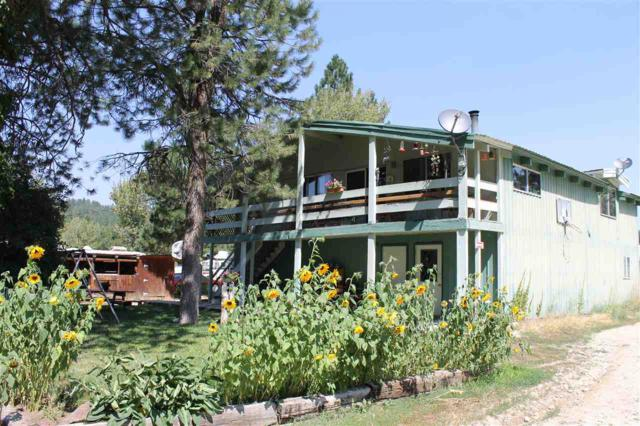 300 Elk Creek Rd, Idaho City, ID 83631 (MLS #98699108) :: Boise River Realty
