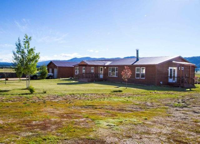 10116 Round Valley Rd, Cascade, ID 83611 (MLS #98699121) :: Boise River Realty