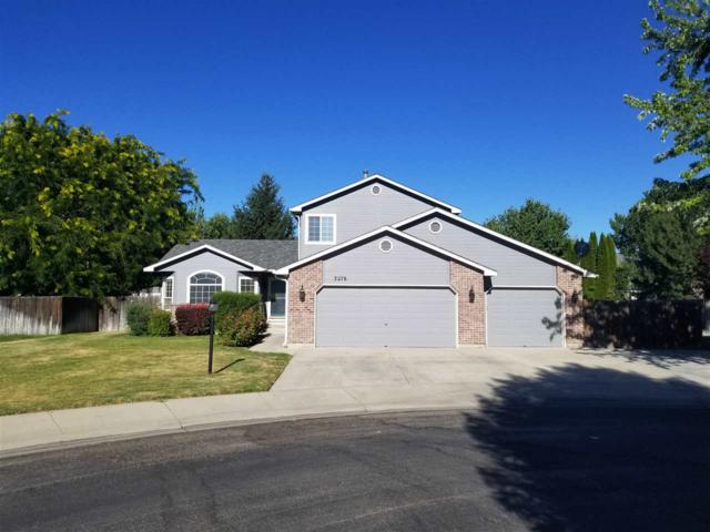 3276 N Summerbrook Pl, Meridian, ID 83646 (MLS #98699311) :: Jon Gosche Real Estate, LLC