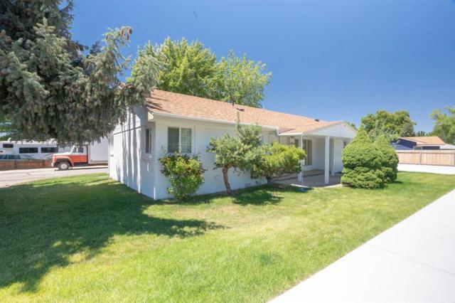 1719 N Cole, Boise, ID 83704 (MLS #98699338) :: Build Idaho