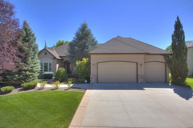 1091 E Crowne Pointe Drive, Eagle, ID 83616 (MLS #98699403) :: Juniper Realty Group