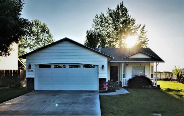 1723 N Deerhorn Place, Kuna, ID 83634 (MLS #98699434) :: Juniper Realty Group