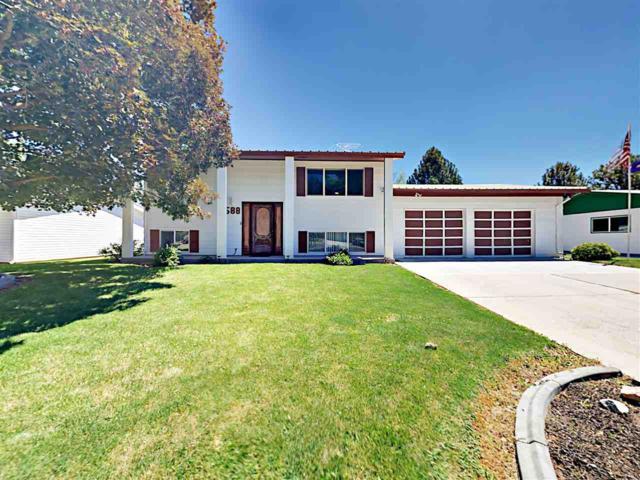 588 Monte Vista Drive, Emmett, ID 83617 (MLS #98699519) :: Boise River Realty