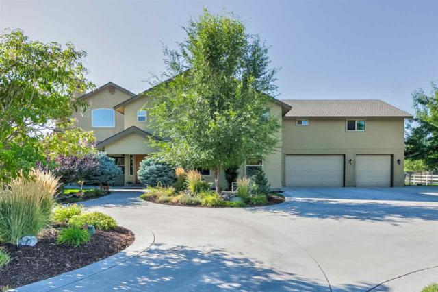 4221 W Morgan Creek Ct, Eagle, ID 83616 (MLS #98699560) :: Zuber Group