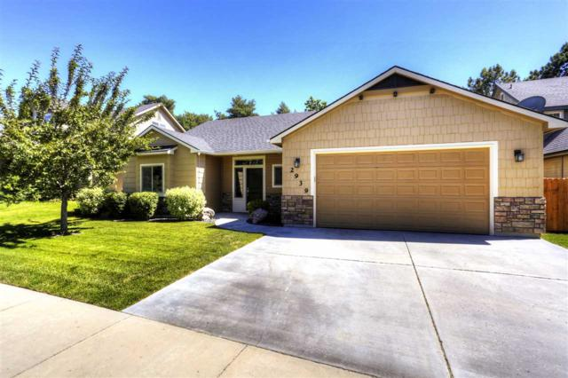 2939 E Shadowband St, Eagle, ID 83616 (MLS #98699585) :: Build Idaho