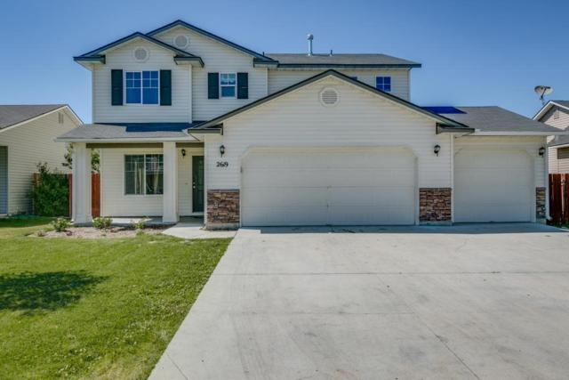 2619 Strayhorn Ct., Caldwell, ID 83607 (MLS #98699634) :: Build Idaho