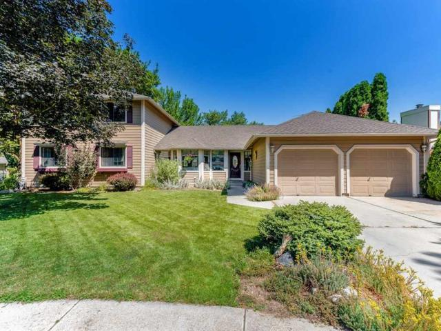 3169 S Lakeridge Place, Boise, ID 83706 (MLS #98699652) :: Jon Gosche Real Estate, LLC