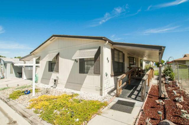 1907 W Flamingo Ave #69, Nampa, ID 83651 (MLS #98699724) :: Jon Gosche Real Estate, LLC