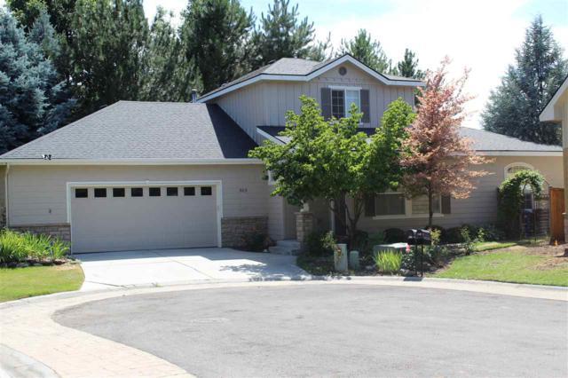 565 E Whitney Court, Eagle, ID 83616 (MLS #98699784) :: Build Idaho