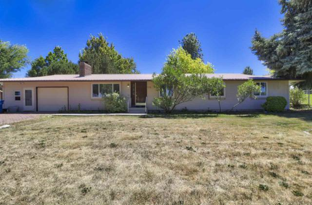 205 Ruth Lane, Nampa, ID 83686 (MLS #98699793) :: Juniper Realty Group