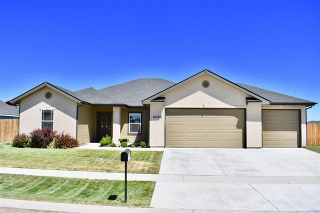 2022 White Pine Dr., Middleton, ID 83644 (MLS #98699833) :: Build Idaho