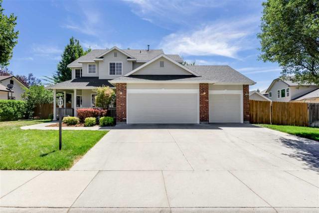 1835 E Summerridge, Meridian, ID 83646 (MLS #98699834) :: Juniper Realty Group