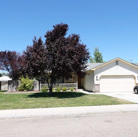 1026 W Edwards Avenue, Nampa, ID 83686 (MLS #98699840) :: Juniper Realty Group