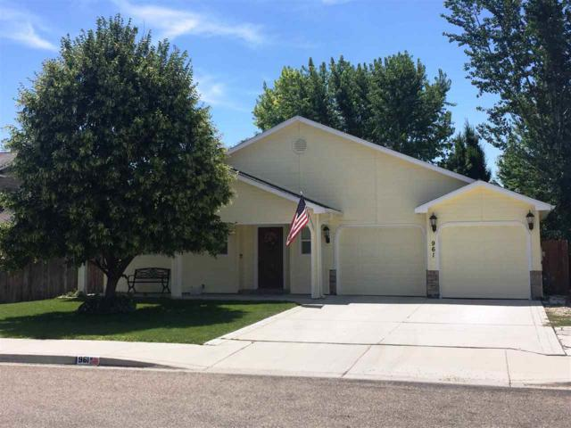 961 W Concord, Middleton, ID 83644 (MLS #98699873) :: Juniper Realty Group
