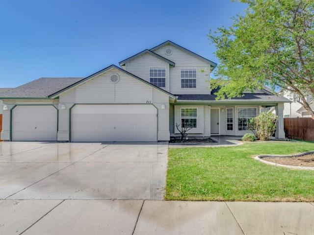711 E Old Mesquite St., Kuna, ID 83634 (MLS #98699882) :: Boise River Realty