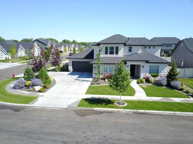 6340 W Donatella Street, Eagle, ID 83616 (MLS #98699897) :: Jon Gosche Real Estate, LLC