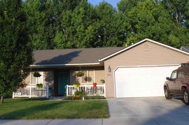 561 Cedar Brook Dr., Twin Falls, ID 83301 (MLS #98700082) :: Juniper Realty Group