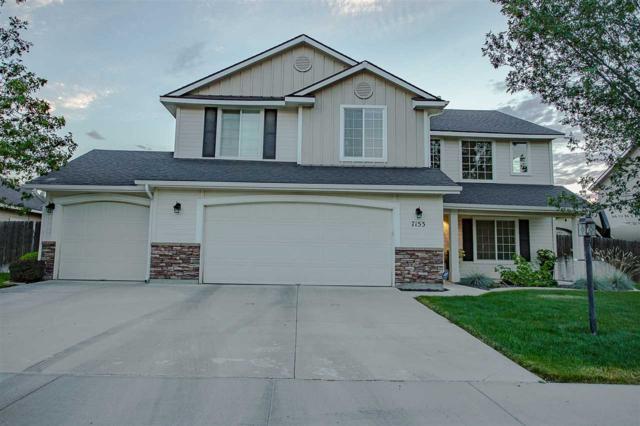 7153 S Culbertson Way, Boise, ID 83709 (MLS #98700217) :: Jon Gosche Real Estate, LLC