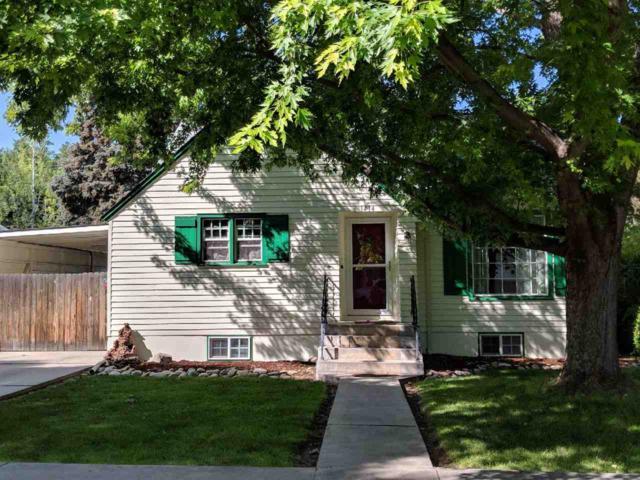 1414 Everett, Caldwell, ID 83605 (MLS #98700291) :: Juniper Realty Group