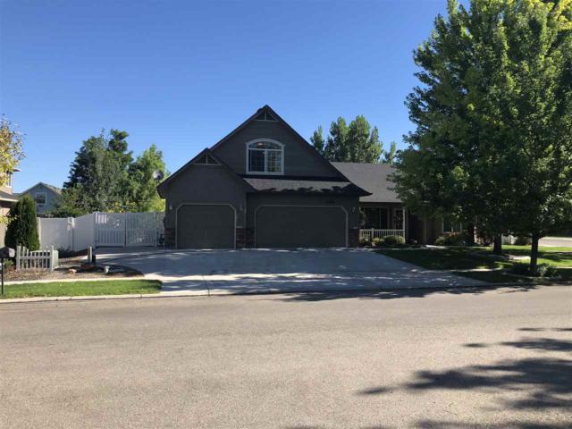 4390 E Alderstone St, Nampa, ID 83686 (MLS #98700306) :: Jon Gosche Real Estate, LLC