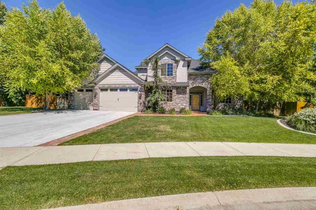 1222 N Sevenoaks Place, Eagle, ID 83616 (MLS #98700348) :: Epic Realty