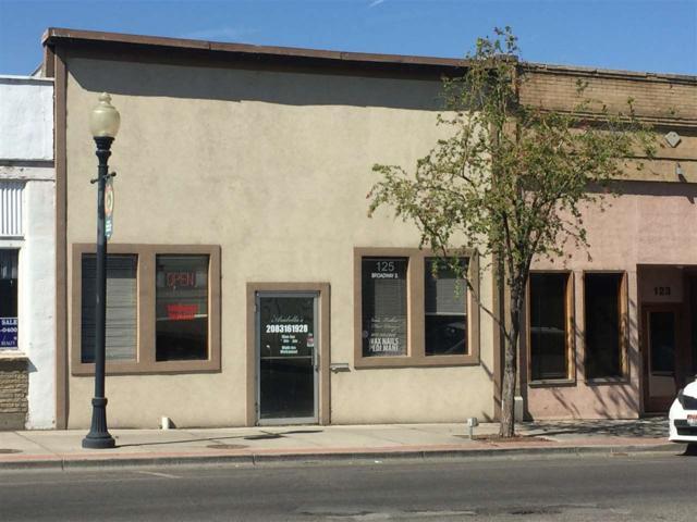125 Broadway Ave S, Buhl, ID 83316 (MLS #98700396) :: Full Sail Real Estate