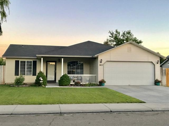 2413 W Grouse, Nampa, ID 83651 (MLS #98700460) :: Epic Realty